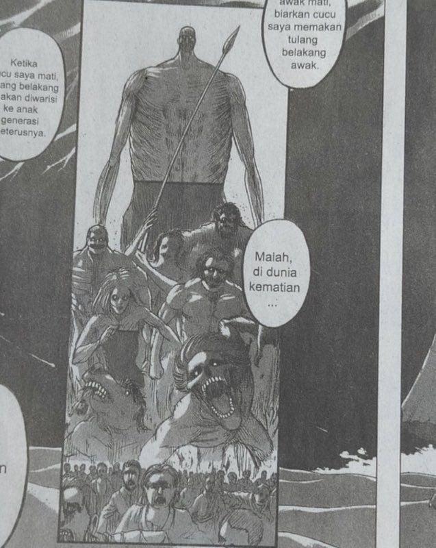 Cười té ghế trước loạt ảnh Titan mặc quần áo khi Attack on Titan xuất bản ở Malaysia - Ảnh 5.