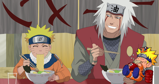 Nhìn lại những thay đổi của Làng Lá từ Naruto sang Boruto, món ăn huyền thoại đã lâu không xuất hiện khiến fan bồi hồi - Ảnh 1.