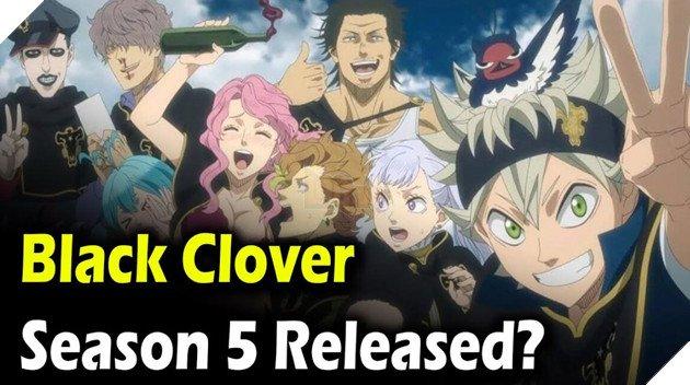 Thông tin mới nhất về anime Black Clover season 5, toàn bộ trận chiến với Dark Triad sẽ lên sóng - Ảnh 3.