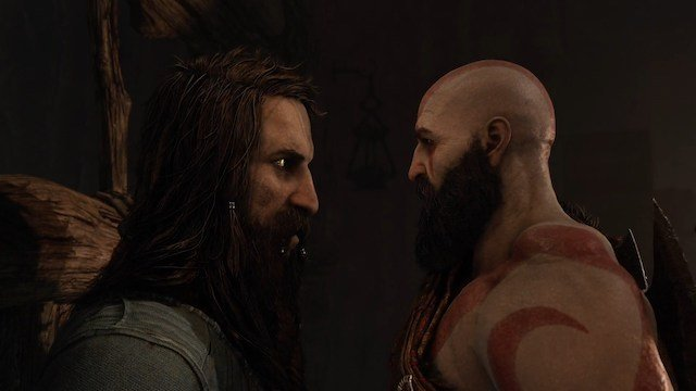 God of War Ragnarok released the first trailer, Kratos facing the Norse god of war - Photo 2.