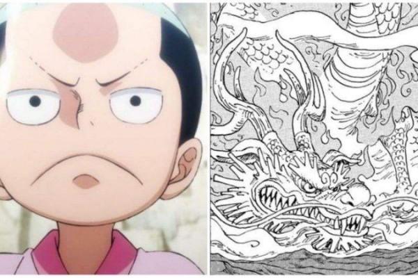 One Piece: Đánh đổi để biến thành rồng lớn, liệu Momonosuke có phải là bình mới, rượu cũ hay không? - Ảnh 2.
