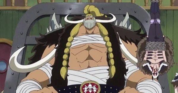 One Piece: Top 6 chỉ huy dưới trướng Tứ Hoàng có mức truy nã cao nhất Anh-2-1631343147261806195569