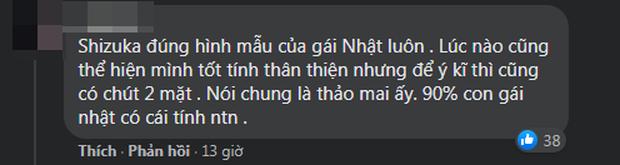 Fan Việt bất ngờ ném đá Shizuka sau bao năm: Thảo mai, hai mặt với Nobita, là hình mẫu gái Nhật phải tránh xa? - Ảnh 6.