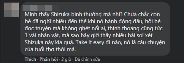 Fan Việt bất ngờ ném đá Shizuka sau bao năm: Thảo mai, hai mặt với Nobita, là hình mẫu gái Nhật phải tránh xa? - Ảnh 8.