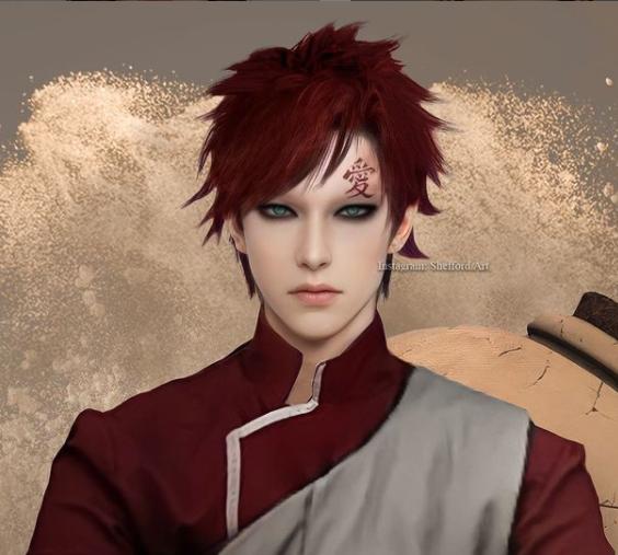Ngỡ ngàng với phiên bản người đóng đẹp không tỳ vết của dàn nhân vật Naruto và Boruto - Ảnh 8.