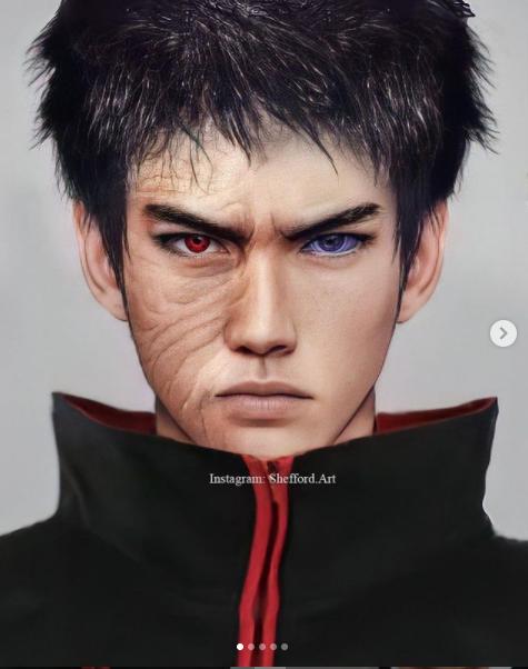 Ngỡ ngàng với phiên bản người đóng đẹp không tỳ vết của dàn nhân vật Naruto và Boruto - Ảnh 11.