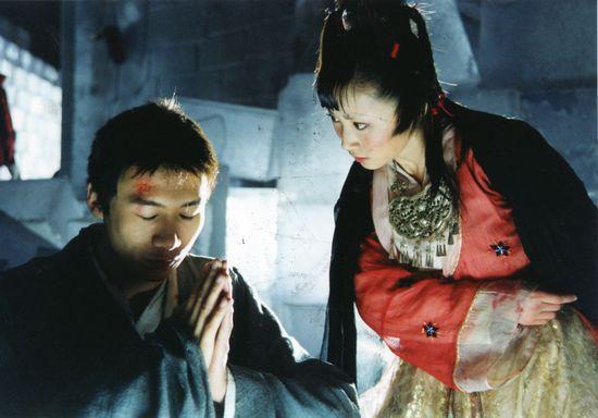 TOP 5 nữ nhân sở hữu võ công khủng khiếp nhất trong truyện Kim Dung, đụng nhầm có ngày xanh cỏ - Ảnh 12.