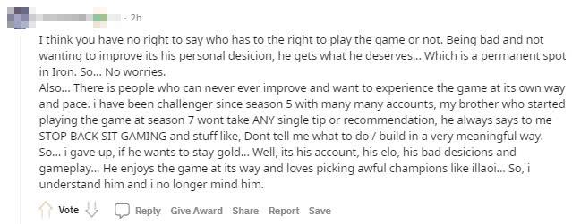Game thủ phàn nàn về người bạn chơi LMHT suốt 8 năm nhưng chỉ toàn feed và toxic, cộng đồng bùng nổ ý kiến trái chiều - Ảnh 6.
