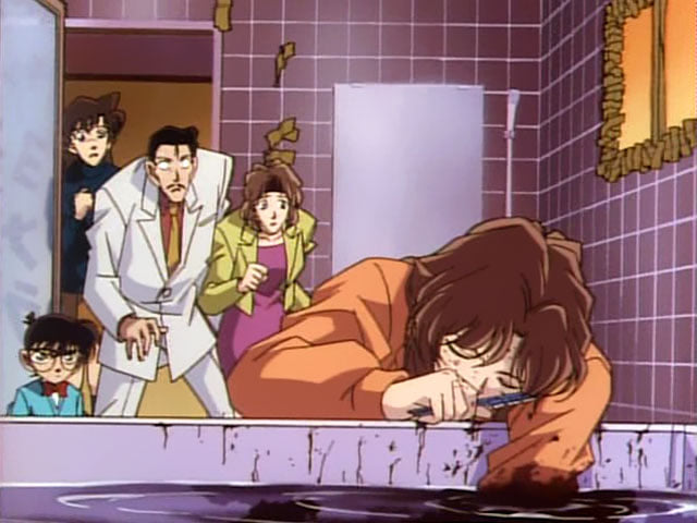 Top 7 vụ án gay cấn và bi thương nhất Conan do CĐM bình chọn, đọc xong con tim chỉ muốn ứa máu - Ảnh 6.