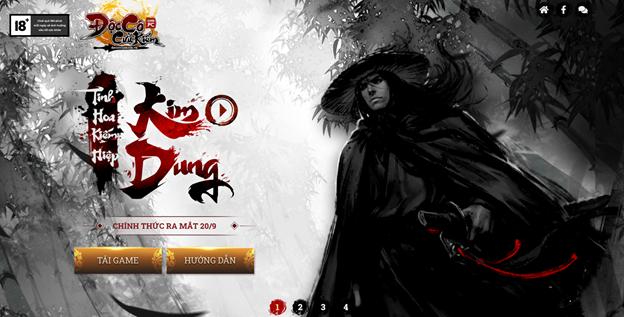 Game online đình đám Độc Cô Cầu Bại 2012 chính thức quay trở lại Việt Nam - Ảnh 3.