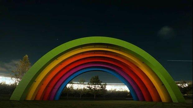 Cận cảnh Apple Park, trụ sở không hề 'gắn' vào Trái Đất của Apple, trị giá 5 tỷ USD - Ảnh 8.