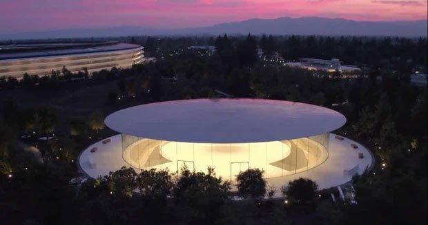 Cận cảnh Apple Park, trụ sở không hề 'gắn' vào Trái Đất của Apple, trị giá 5 tỷ USD - Ảnh 10.