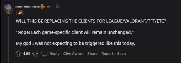 Giới thiệu client mới nhưng Riot lại bị cộng đồng ném đá vì vẫn để client LMHT ở trạng thái siêu nát - Ảnh 6.