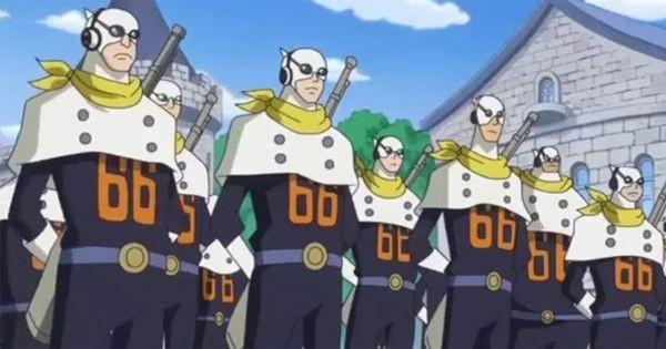 5 đội quân nhân tạo vô cùng mạnh mẽ trong anime, không những đông lại còn rất hung hãn - Ảnh 1.
