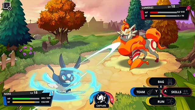 5 trò chơi theo kiểu Pokémon hay nhất trên PC Photo-1-1630578052001224742302