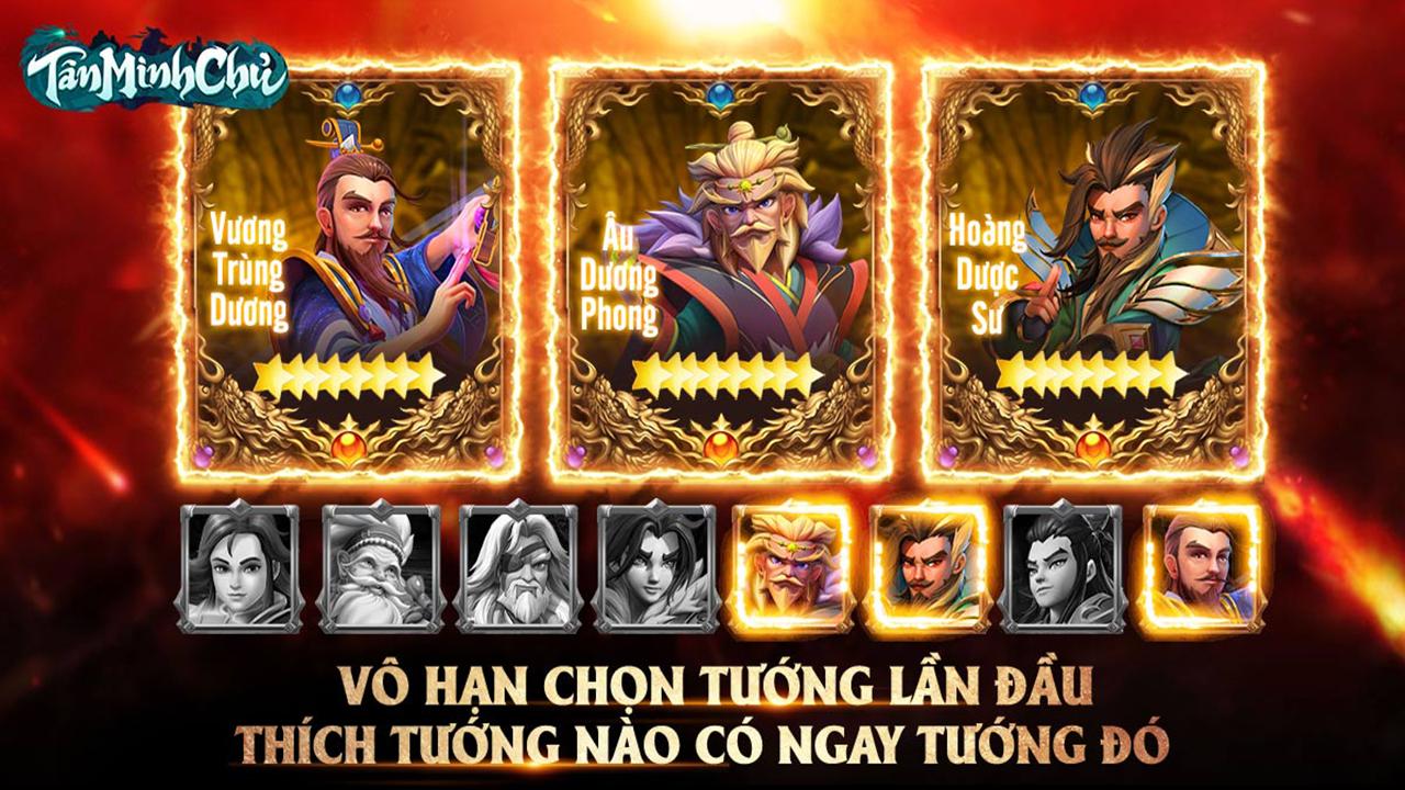 Khai mở máy chủ mới, game Việt Nam 3 lần lọt TOP Thịnh Hành - Tân Minh Chủ tặng 200 VIPCODE, tung ngàn ưu đãi - Ảnh 1.