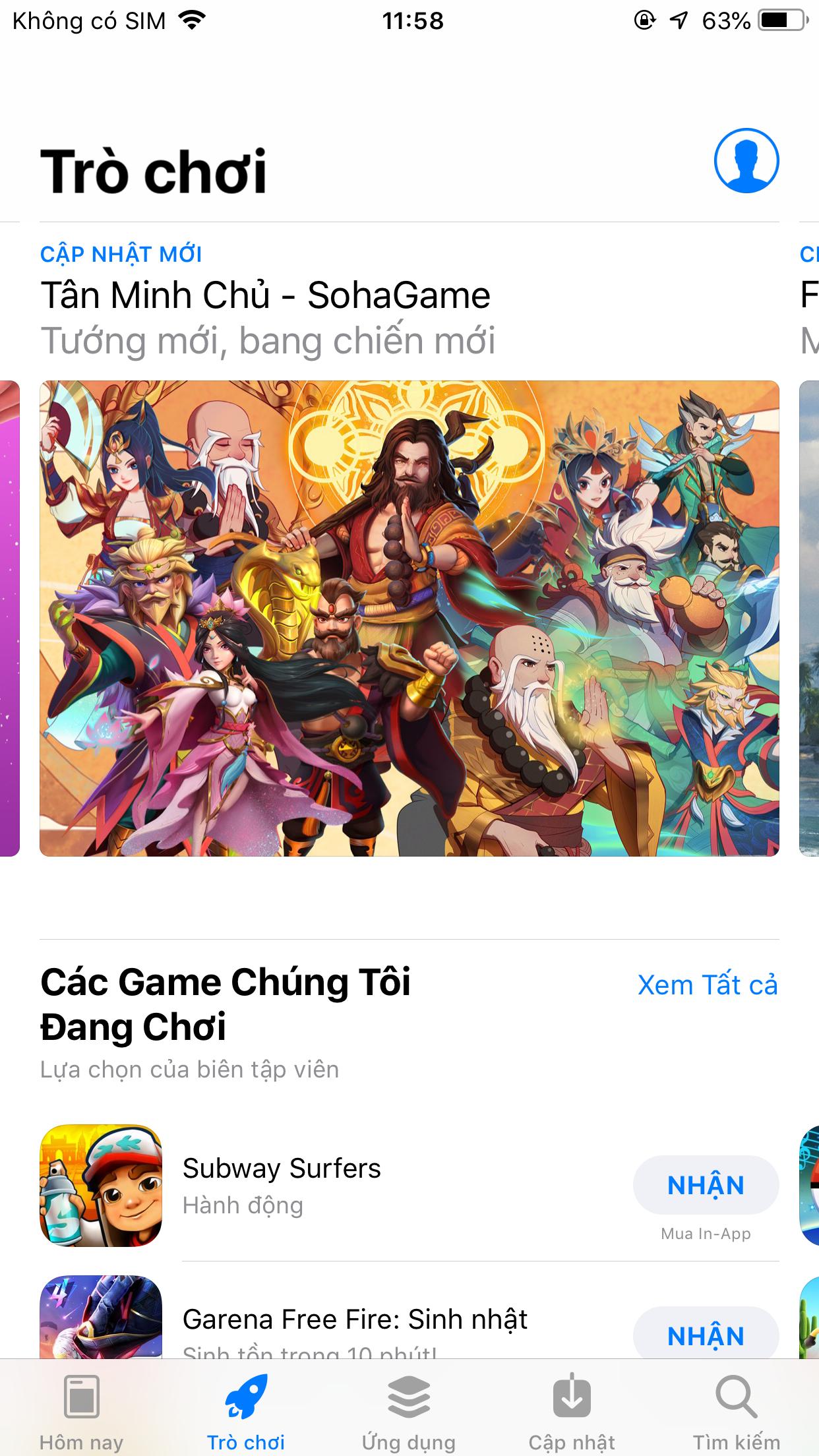 Khai mở máy chủ mới, game Việt Nam 3 lần lọt TOP Thịnh Hành - Tân Minh Chủ tặng 200 VIPCODE, tung ngàn ưu đãi - Ảnh 2.