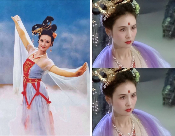 7 nàng Hằng Nga đẹp nhất màn ảnh Hoa ngữ: Mỹ nhân Tây Du Ký không có đối thủ, bất ngờ nhất là nhan sắc của Trịnh Sảng - Ảnh 1.