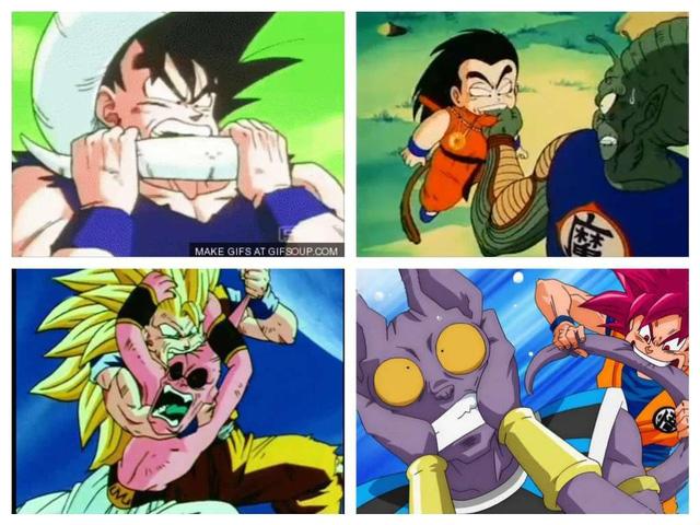 Số phận của kiếp con ghẻ, các fan Dragon Ball Super buồn bã cho rằng đến cả chiêu cắn người Vegeta cũng bắt chước Goku - Ảnh 3.