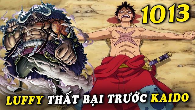 One Piece: Quá tam ba bận, để kẻ địch thoát chết 2 lần rất có thể Kaido sẽ bị đánh bại bởi Vua Lỳ Đòn Luffy - Ảnh 2.