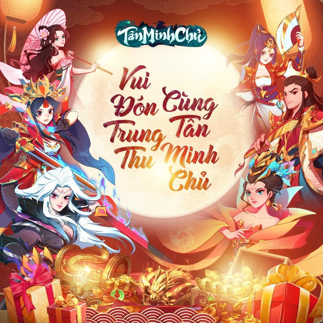 Khai mở máy chủ mới, game Việt Nam 3 lần lọt TOP Thịnh Hành - Tân Minh Chủ tặng 200 VIPCODE, tung ngàn ưu đãi - Ảnh 8.