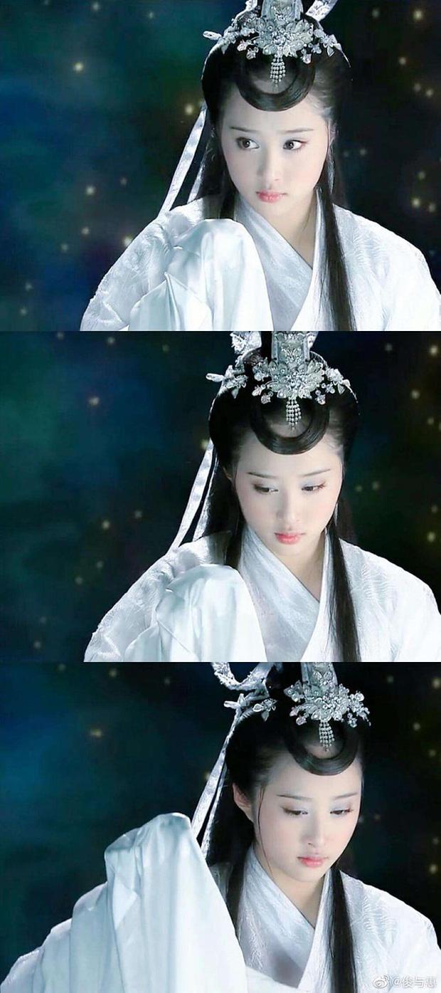 7 nàng Hằng Nga đẹp nhất màn ảnh Hoa ngữ: Mỹ nhân Tây Du Ký không có đối thủ, bất ngờ nhất là nhan sắc của Trịnh Sảng - Ảnh 18.