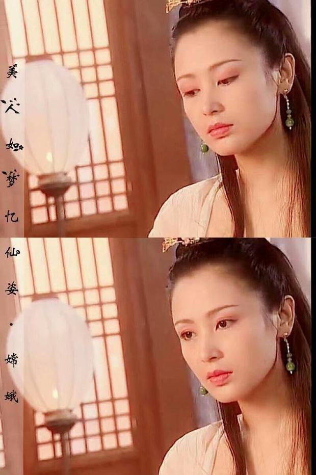 7 nàng Hằng Nga đẹp nhất màn ảnh Hoa ngữ: Mỹ nhân Tây Du Ký không có đối thủ, bất ngờ nhất là nhan sắc của Trịnh Sảng - Ảnh 9.