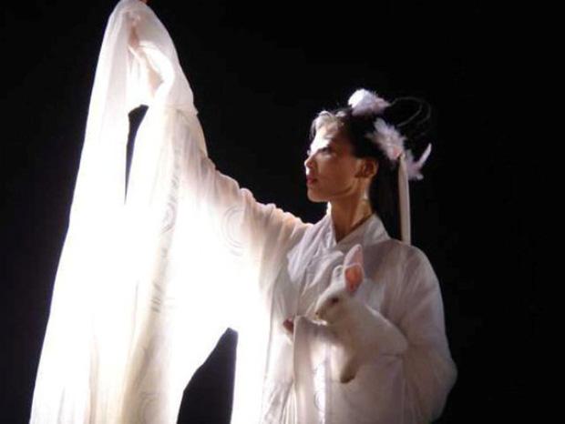 7 nàng Hằng Nga đẹp nhất màn ảnh Hoa ngữ: Mỹ nhân Tây Du Ký không có đối thủ, bất ngờ nhất là nhan sắc của Trịnh Sảng - Ảnh 12.
