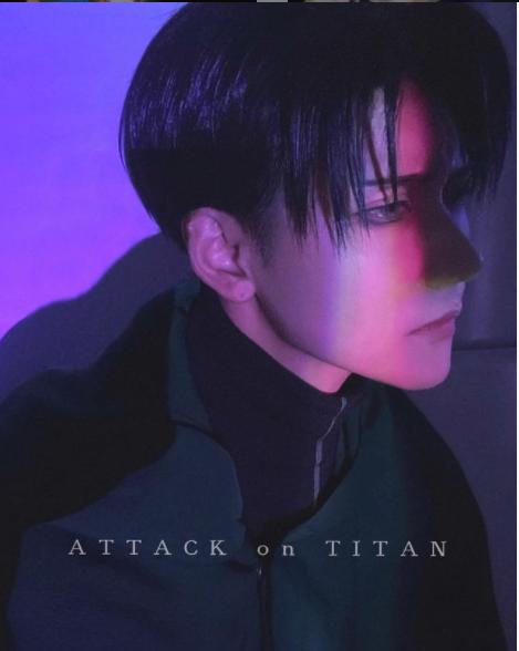 Bất ngờ khi ngắm soái ca trong Attack on Titan vừa đẹp trai vừa ngầu nhưng hóa ra lại là một cô gái - Ảnh 17.