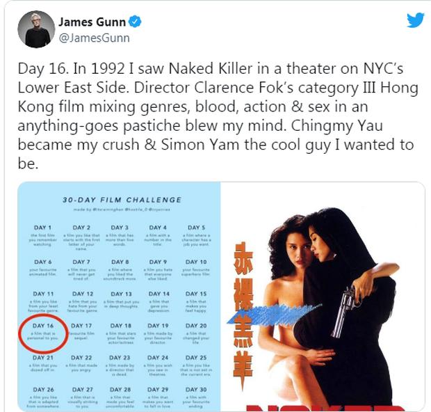 Đây là phim 18+ Hoa ngữ đặt tiền đề cho loạt bom tấn Marvel - DC, nữ chính nóng bỏng còn là crush trong tim của đạo diễn - Ảnh 3.