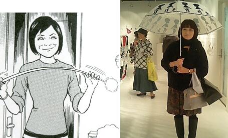 Netizen bất ngờ trước thân thế người vợ của ông hoàng manga kinh dị Itou Junji - Ảnh 4.