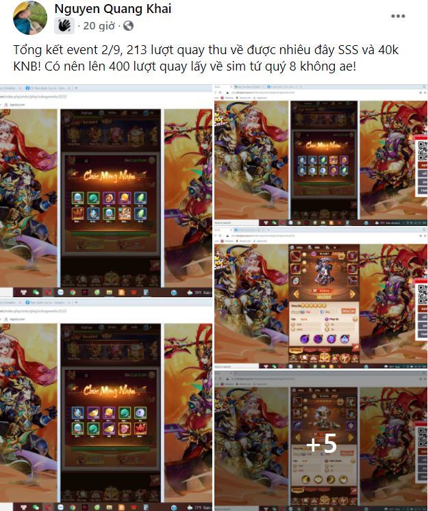 Sự kiện Landing cực cháy nhận ngay iPhone 12 Pro max cùng Tam Quốc Ca Ca: Chiều game thủ đến hư là có thật! - Ảnh 8.