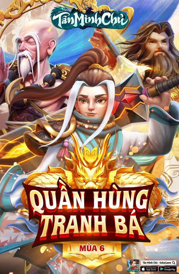 Vượt trội hoàn toàn, tính năng Bang Hội trong Tân Minh Chủ có thể sánh ngang với các game MMORPG - Ảnh 5.