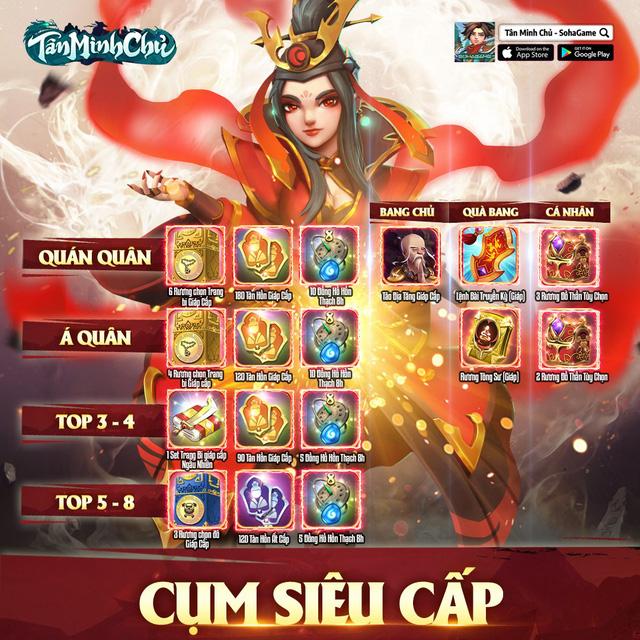 Vượt trội hoàn toàn, tính năng Bang Hội trong Tân Minh Chủ có thể sánh ngang với các game MMORPG - Ảnh 12.
