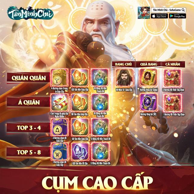 Vượt trội hoàn toàn, tính năng Bang Hội trong Tân Minh Chủ có thể sánh ngang với các game MMORPG - Ảnh 13.