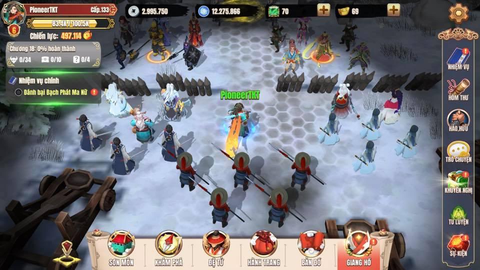 Vượt trội hoàn toàn, tính năng Bang Hội trong Tân Minh Chủ có thể sánh ngang với các game MMORPG - Ảnh 16.