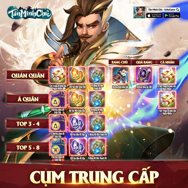 Vượt trội hoàn toàn, tính năng Bang Hội trong Tân Minh Chủ có thể sánh ngang với các game MMORPG - Ảnh 14.