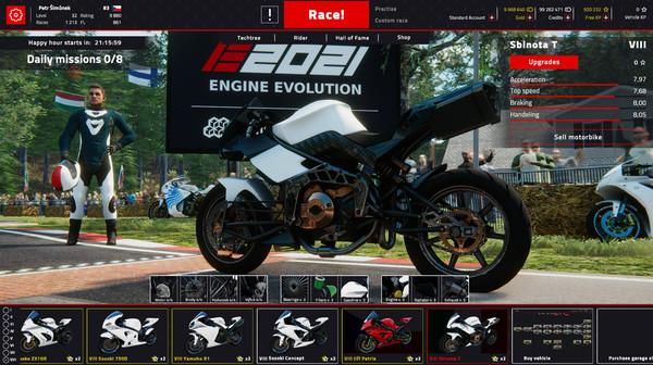 Thỏa mãn đam mê tốc độ với game đua xe cực hot Engine Evolution 2021, miễn phí 100% - Ảnh 1.