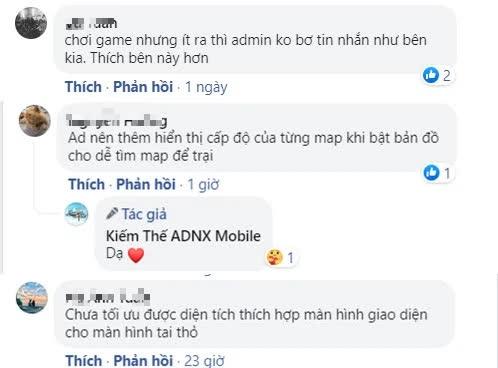 Game thủ Kiếm Thế ADNX Mobile nói gì về phiên bản Alpha Test lần này? - Ảnh 6.