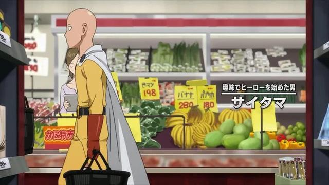 One Punch Man: Saitama thể hiện kỹ năng Anh-1-1632462077119608125005