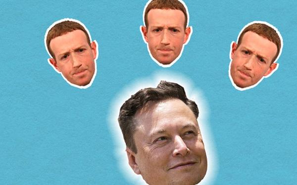 Vì sao người ta tôn sùng Elon Musk còn Mark Zuckerberg thì không? - Ảnh 1.