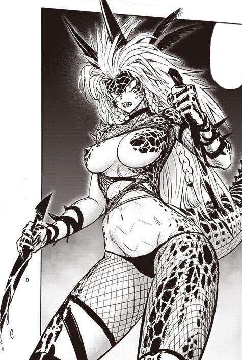 Những nữ ác nhân có tạo hình đẹp lung linh trong One Punch Ma Photo-17-16325627904801833357018
