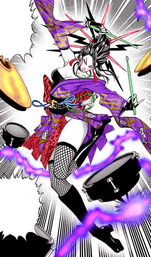 Những nữ ác nhân có tạo hình đẹp lung linh trong One Punch Ma Photo-7-16325627895261135239562