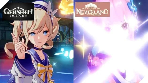 So sánh Genshin Impact và phiên bản nhái rẻ tiền The Legend of Neverland - Ảnh 6.