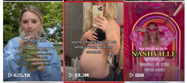 Vô tình sưng bụng vì mắc bệnh lạ, cô gái bỗng hóa hot girl triệu view khi quay lại quá trình điều trị - Ảnh 5.