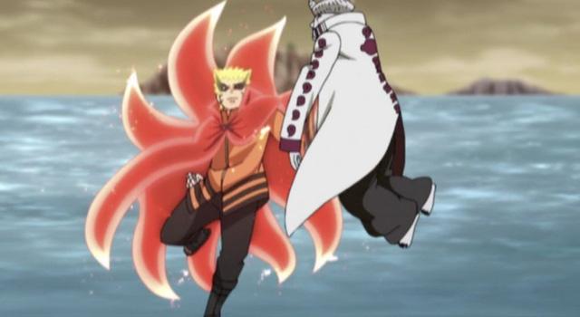 Trận đấu giữa Hokage đệ thất vs Isshiki có biên đạo tương tự như cuộc chiến của Naruto vs Sasuke năm xưa - Ảnh 1.