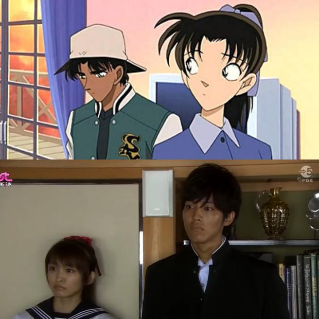 Phiên bản Conan người đóng nhìn muốn ký đầu: Tạo hình Shinichi - Ran phá nát bản gốc, có vai mời cả siêu mẫu vẫn không ăn thua - Ảnh 5.