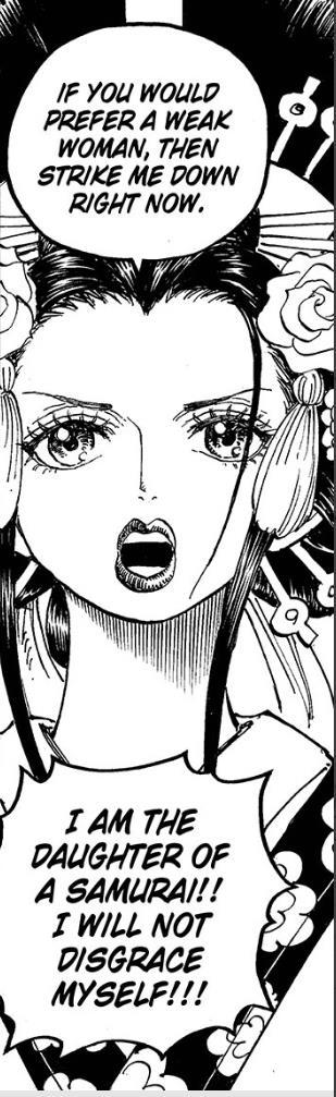 """Giả thuyết One Piece: Hiyori chính là """"chim trĩ"""" trong cậu bé quả đào thay vì Marco như chúng ta vẫn nghĩ? (P.2) - Ảnh 6."""