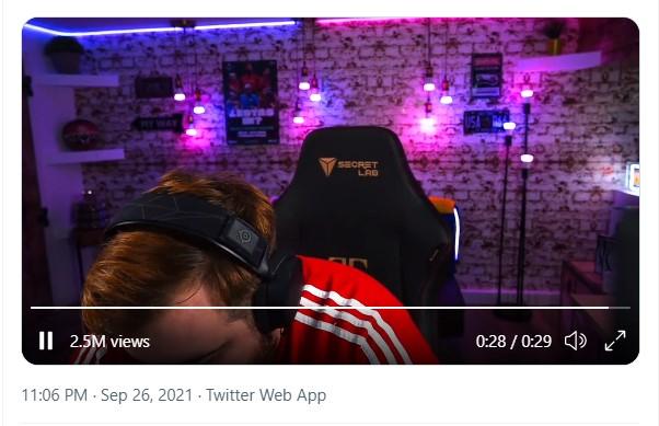 Vô tình để hình ảnh 18+ lọt vào buổi phát sóng, một streamer bị cấm kênh một cách đầy tức tưởi - Ảnh 5.