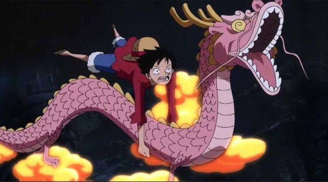 Spoil nhanh One Piece 1027: Kaido đuối sức, Momonosuke hóa rồng nâng đảo Onigashima - Ảnh 2.